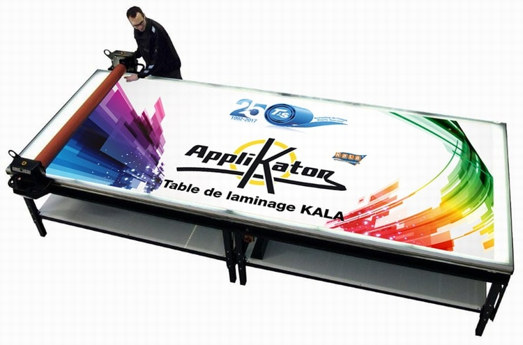 Do you need a Kala Applikator Table?