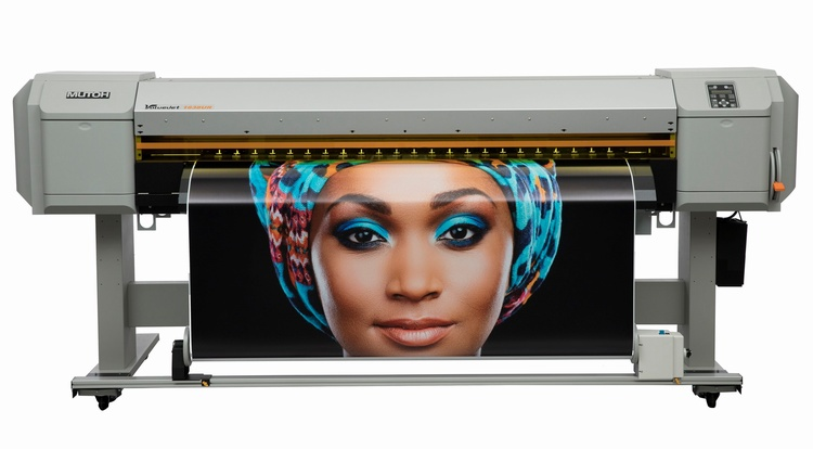 Expand your range with a Mutoh ValueJet 1638UR